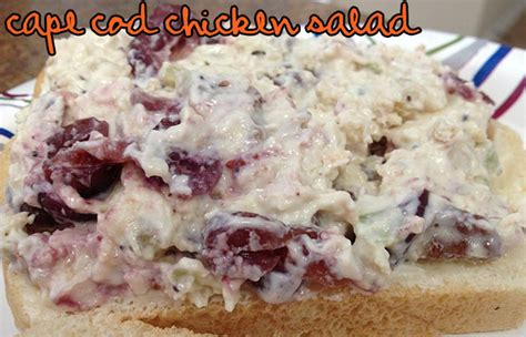 cape cod salad cape cod chicken salad it s a thing