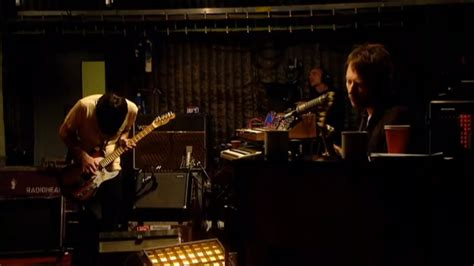 radiohead in the basement radiohead live from the basement in rainbows