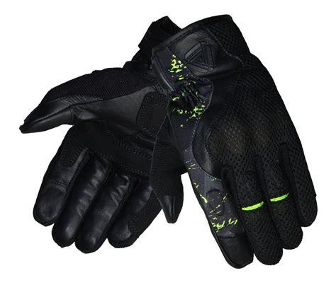 vexo airtech yazlik korumali eldiven sari siyah