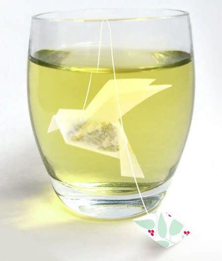 Origami Tea Bags - origami tea bags