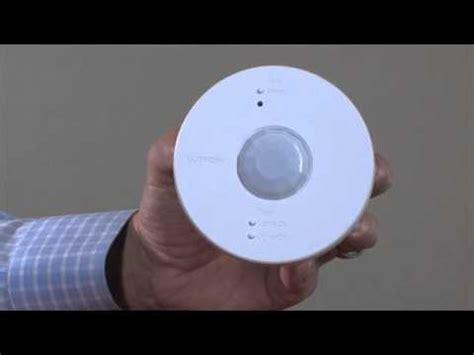 sensor de presencia para iluminacion configuraci 243 n del nivel de iluminaci 243 n de presencia con el