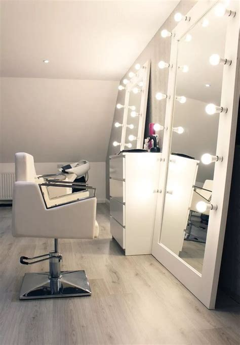 salon mirrors with lights glamourous light hollywood mirror light led hair salon