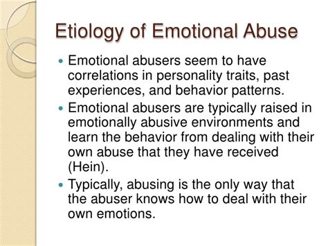 Ways To Deal With Emotional Abuse by Emotional Abuse And The Effect On The Victim