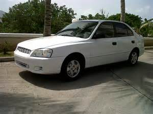 Hyundai Accent 2002 Transmission 2002 Hyundai Accent In Exelent Condition