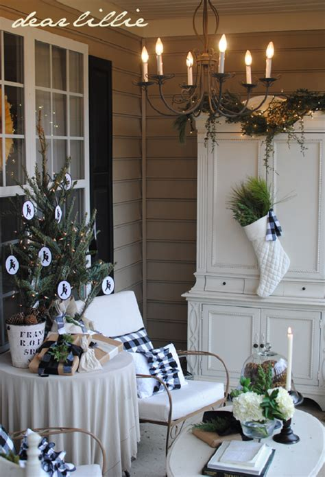 Better Homes And Gardens Christmas Decorations by Front Porch Christmas Decor Best Friends For Frosting