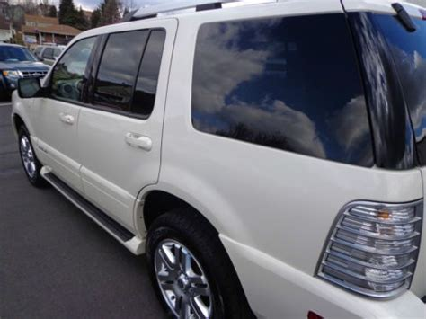 2007 mercury mountaineer navigation unit from car parts warehouse add to cart buy used 2007 mountaineer premier v6 awd heated leather navigation sunroof video carfax in for