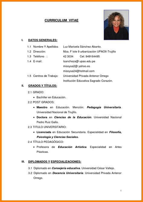 Resume Good Example by 4 Curriculum Vitae 2017 Simple Target Cashier
