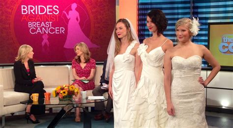 Brides Against Breat Cancer In Baltimore by Brides Against Breast Cancer Tour Of Gowns Comes To