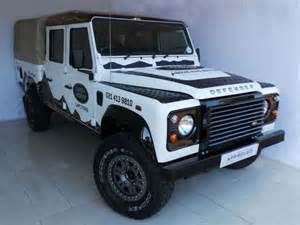 land rover 2015 land rover defender 130 2 2d crew cab