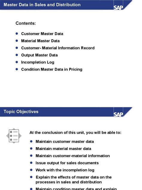 sap master data management in philippines cover sle review best resume templates