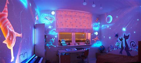 glow in the bedroom glow in the dark bedroom decoration