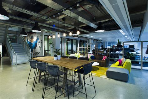Facebook Office Design by Inside Facebook S Sydney Offices Siren Design Office