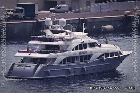 yacht quest quest benetti classic myba 2009