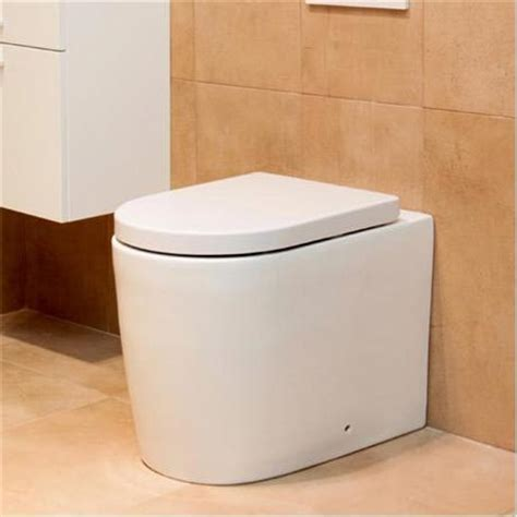 Plumb Back To Wall Toilet by Durab Adam Back To Wall Toilet Pan With Soft