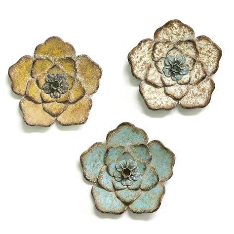 stratton home decor rustic flower wall d 233 stratton home decor rustic flower 28 images stratton home decor whimsical 3 stem flowers