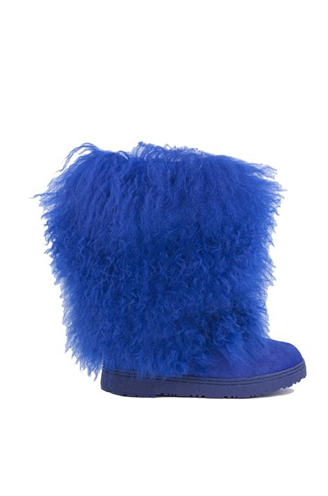 boetis boots bearpaw s boetis ii cold weather boots in blue lyst