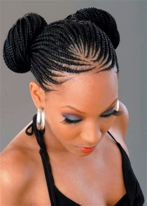 black hairstyles micro braids cornrow hair braiding styles for black women cornrows with regard