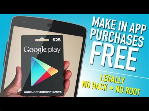 free in app purchases android no root 100 legit free in app purchase play no root no hack