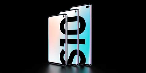 Samsung Galaxy S10 Promotion by Samsung Announces New Galaxy S10 And S10 Plus Phones Business Insider