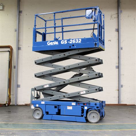 what is a scissor scissor lift battery powered working height 8 meters