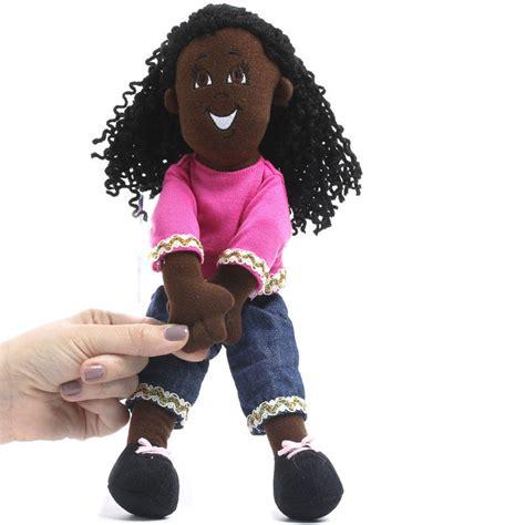 black doll supplies black american rag doll doll