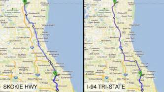 Chicago Tolls Map by Top 3 Routes To Avoid Illinois Tolls Nbc Chicago