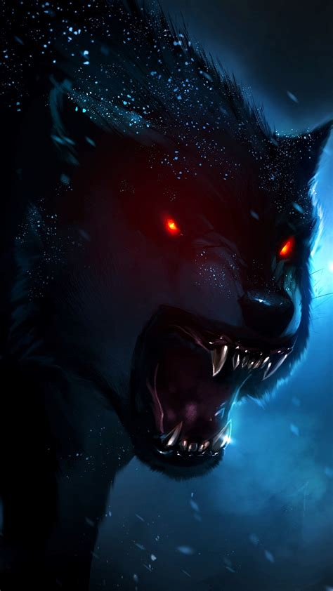 wallpaper iphone 6 wolf download angry wolf 1080 x 1920 wallpapers 4662779 mobile9