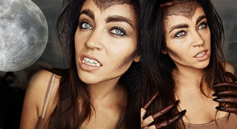 werewolf fangs tutorial wolf fangs costume www pixshark com images galleries
