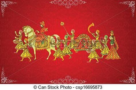 free indian wedding card vector easy to edit vector illustration of indian wedding card