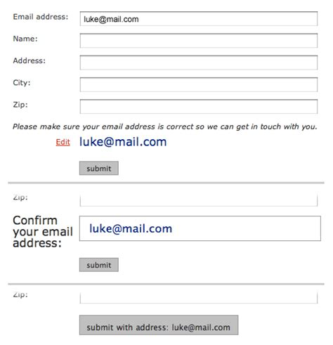 design email form lukew email entry in web forms
