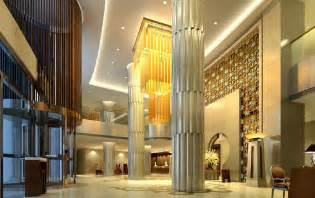 Hotel Interior Design Interior Design Hotel Lobby Lighting And Walls