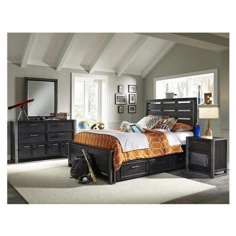 Bedroom Furniture El Dorado Graphite Dresser El Dorado Furniture