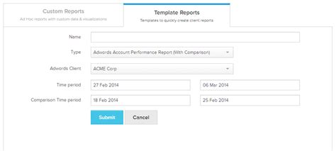 Automate Your Reporting And Deliver Customized Client Reports Marketing Agency Software Adwords Account Audit Template