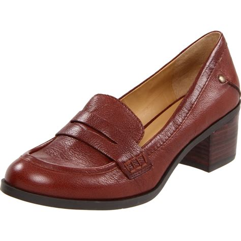 nine west loafer nine west womens newkimmie loafer in brown medium brown