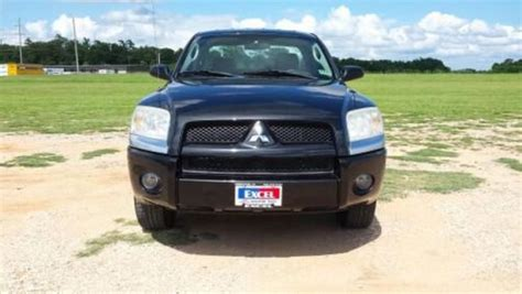 blue book value used cars 2008 mitsubishi raider seat position control sell used 2008 mitsubishi raider ls extended cab in 4288 n us highway 259 longview texas
