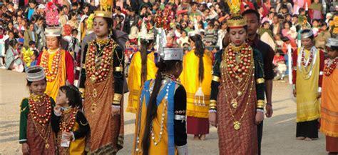 festival kã rnten ka pomblang nongkrem shad nongkrem meghalaya festivals