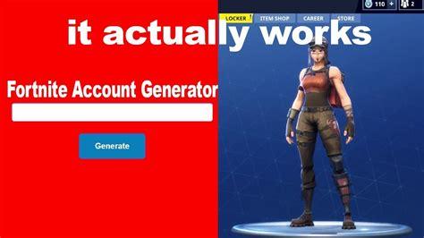 fortnite account generator random fortnite account generator ps4 fortnite aimbot