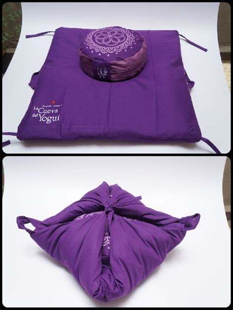 sewing pattern for zafu cushion 14 best yoga images on pinterest meditation cushion