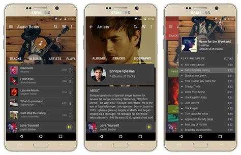 best android audio player best android players