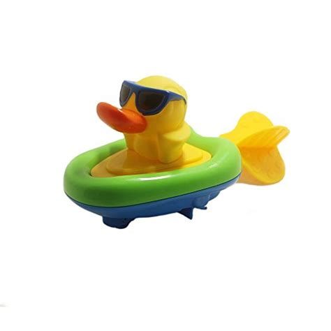 duck bathtub for babies 4inloveme bath toys rope duck boat for baby toddlers