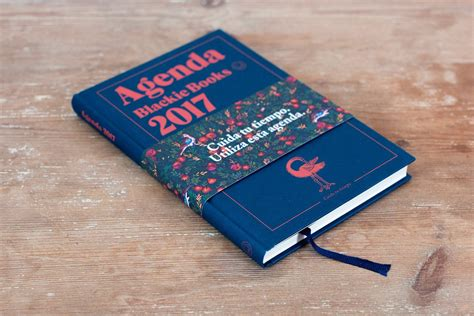 libro agenda blackie books 2018 agendas bonitas para 2017 june lemon jukebox
