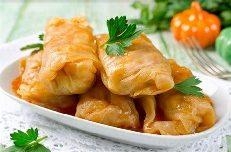 recetas de cocina con col recetas de cocina rollitos de col o repollo ecoagricultor