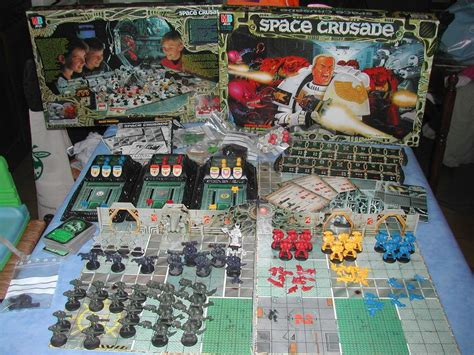 starquest gioco da tavolo space crusade another great i played as a kid