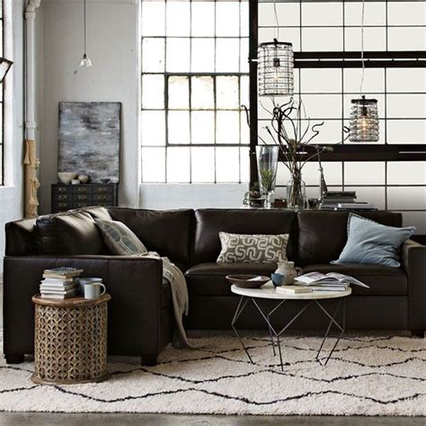 West Elm Living Room Home Decor Pinterest | west elm living room gray sectional sofa home sweet