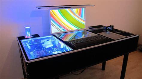 pc tisch tv lift projekt flatlift tv lift systeme gmbh