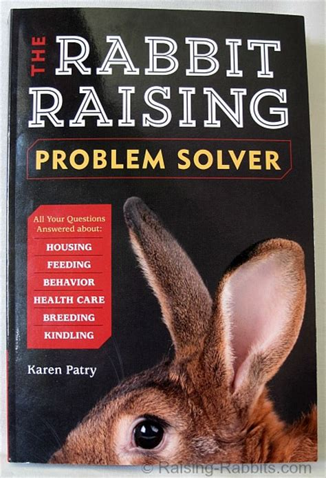 the rabbit the solution to our domesticated issues books rabbit raising problem solver all your common questions