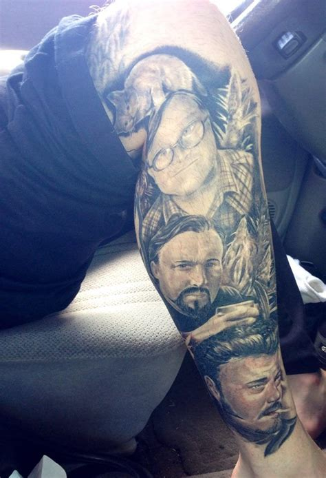 trailer park boys tattoo tattoos pinterest trailer