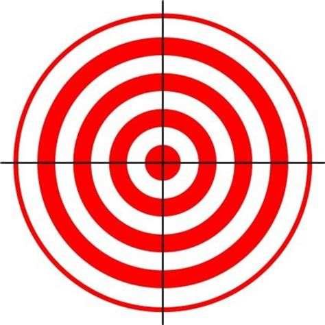 pinterest target nerf target clipart