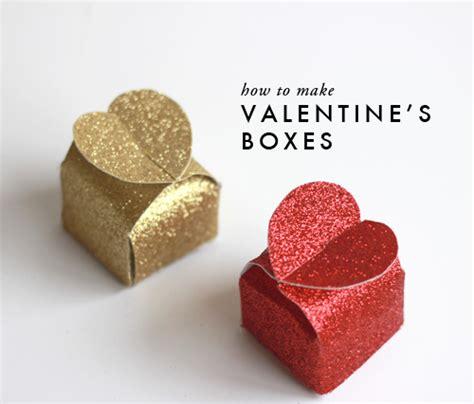 How To Make Paper Weights - c 243 mo hacer cajas con cart 243 n reciclado y purpurina