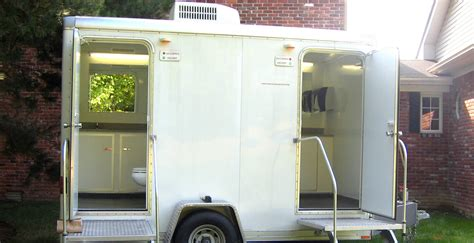 portable bathroom rentals for weddings indianapolis portable restroom trailer rentals indy
